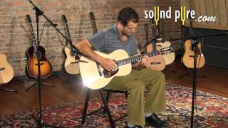 Collings 0002H SS - Keith Ganz Demos this Incredible Acoustic Guitar