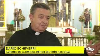 Basílica del Sagrado Corazón de Jesús, el templo en Bogotá que cuenta la historia de Colombia