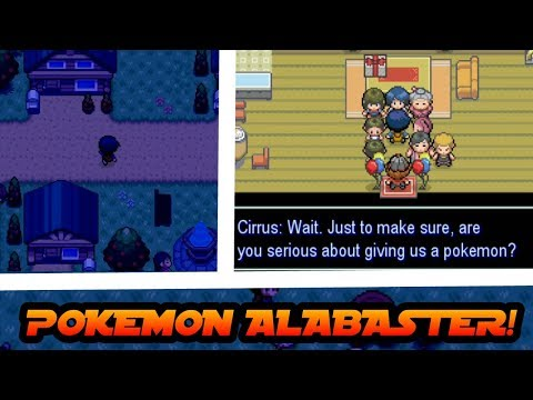 connectYoutube - POKEMON ALABASTER - AMAZING POKEMON FAN GAME - GAMEPLAY AND DOWNLOAD!? - 2018!