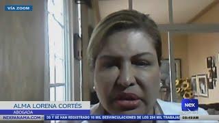 Entrevista a Abogada Alma Cortés, sobre la justicia en Panamá