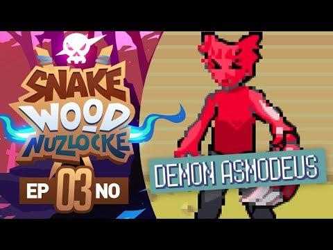 connectYoutube - WHAT IS THIS?! - Pokémon Snakewood Nuzlocke w/ FeintAttacks! Episode #03