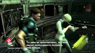 Прохождение Resident Evil 6. Кампания за Криса, часть 5 (конец)