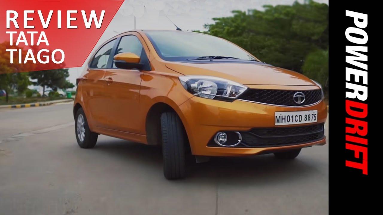 Tata Tiago : Review : PowerDrift