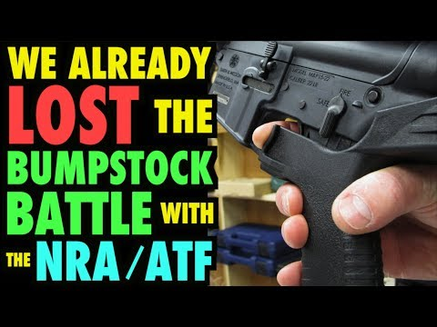 connectYoutube - We LOST the ATF/NRA Bump Stock Battle!