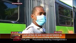 Ciudadanos sobre apresamientos  Operación 13;:  Todo aquel que cometa un delito debe ser juzgado