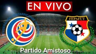 Donde ver Costa Rica vs. Panamá en vivo, partido amistoso 2020
