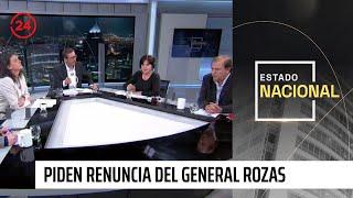 Panel analiza solicitud de renuncia del General Director de Carabineros por parte de la oposición