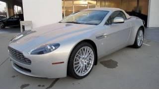 2011 Aston Martin V8  Vantage in Depth Tour