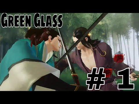 JOGO CHINÊS INCRIVELMENTE LINDO !! (Green Glass) inicio de Gameplay ANDROID/IOS