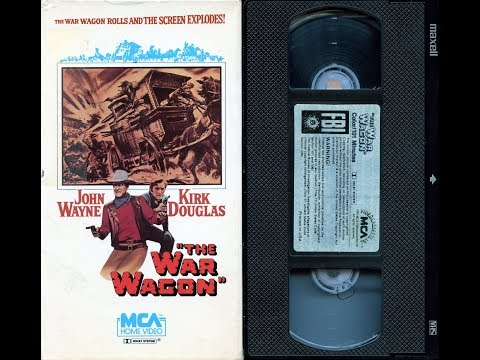 connectYoutube - Opening to The War Wagon 1983 VHS [True HQ] *read desc.*