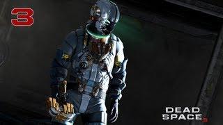 Прохождение Dead Space 3 - Часть 3 — Брошенная флотилия   C.M.S. «Роанок»