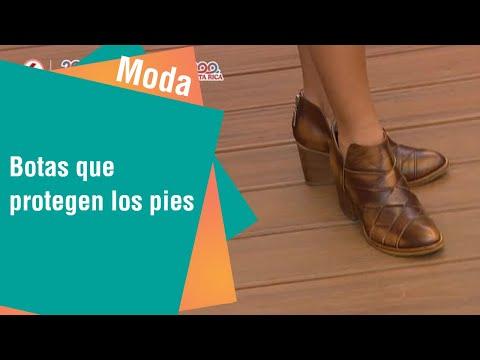 Botas que protegen los pies   Moda