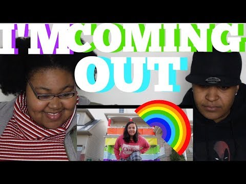 connectYoutube - COMING OUT (ELLE MILLS STYLE) | REACTION