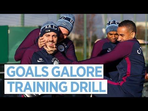 TRAINING GOALS! | Training Post Swansea