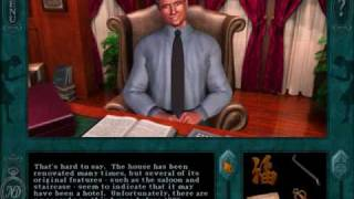 Nancy Drew: Message in a Haunted Mansion (Part 6) - Fire!