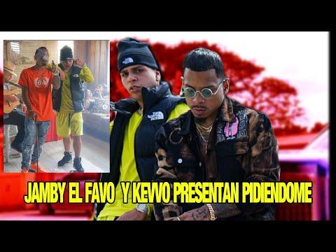 JAMBY EL FAVO PRESENTA PIDIENDOME FT KEVVO I ENTREVISTA EXCLUSIVA