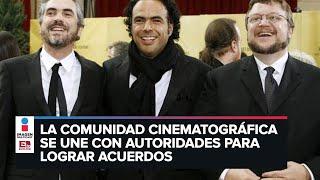 Del Toro, González Iñárritu y Cuarón evitan desaparición de Fidecine
