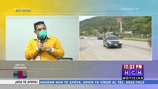 Estamos por llegar al pico de #Covid19  Secretaría de Salud #Honduras