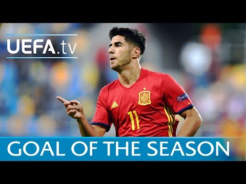 Marco Asensio - Is this your Goal of the Season? Vote now!