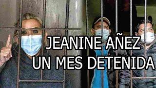 JEANINE AÑEZ EL TROFEO DE LUIS ARCE