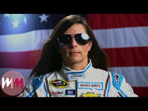 Top 10 Women Who've Competed Against Men in Sports