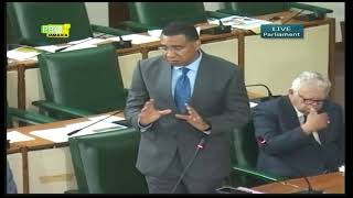 Opening of the Budget Debate - The Minister of Finance and the Public Service
