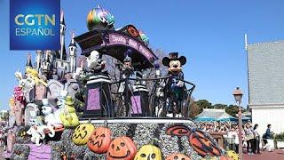 El Disneyland de Tokio reabre sus puertas después de cuatro meses