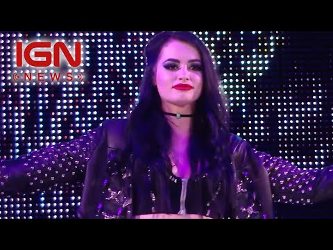 connectYoutube - WWE Diva Paige Might Be Done For Good - IGN News