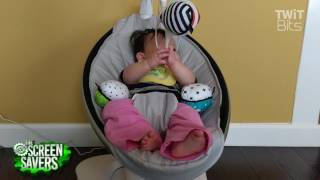 mamaRoo Infant Seat Review