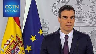 El presidente de España pedirá al parlamento una última prórroga del estado