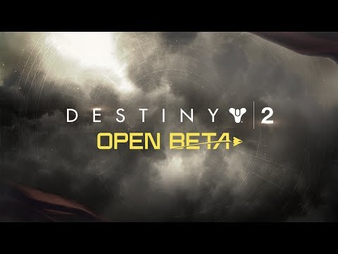Destiny 2 – Official Open Beta Launch Trailer [AUS]
