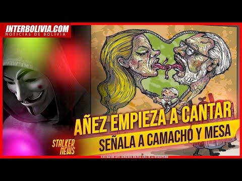 ÁÑEZ DEVELA más DATOS en su DECLARACIÓN y deja en EVIDENCIA a CARLOS MESA y LUIS FERNANDO CAMACHO