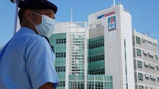 Hong Kong : raid sur l'Apple Daily, des journalistes arrêtés et des actifs saisis