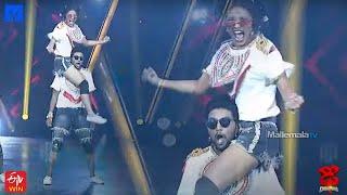 Mansi Performance Promo - Dhee Champions (#Dhee12) - 21st October 2020 - Sudigali Sudheer - MALLEMALATV