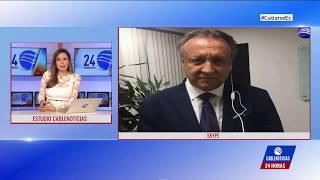 El viceministro de Salud, Luis A. Moscoso, sobre los detalles de la cuarta extensión a la cuarentena