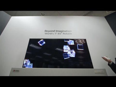 connectYoutube - Best TVs and screens of CES 2018