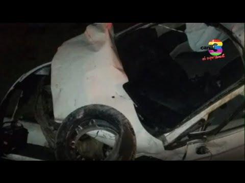 Reportaron accidente en el km.83 de la ruta Nacional 14