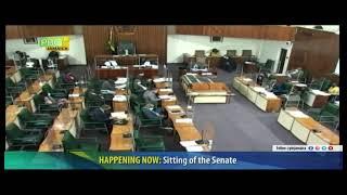 Sitting of the Senate - June 18, 2021