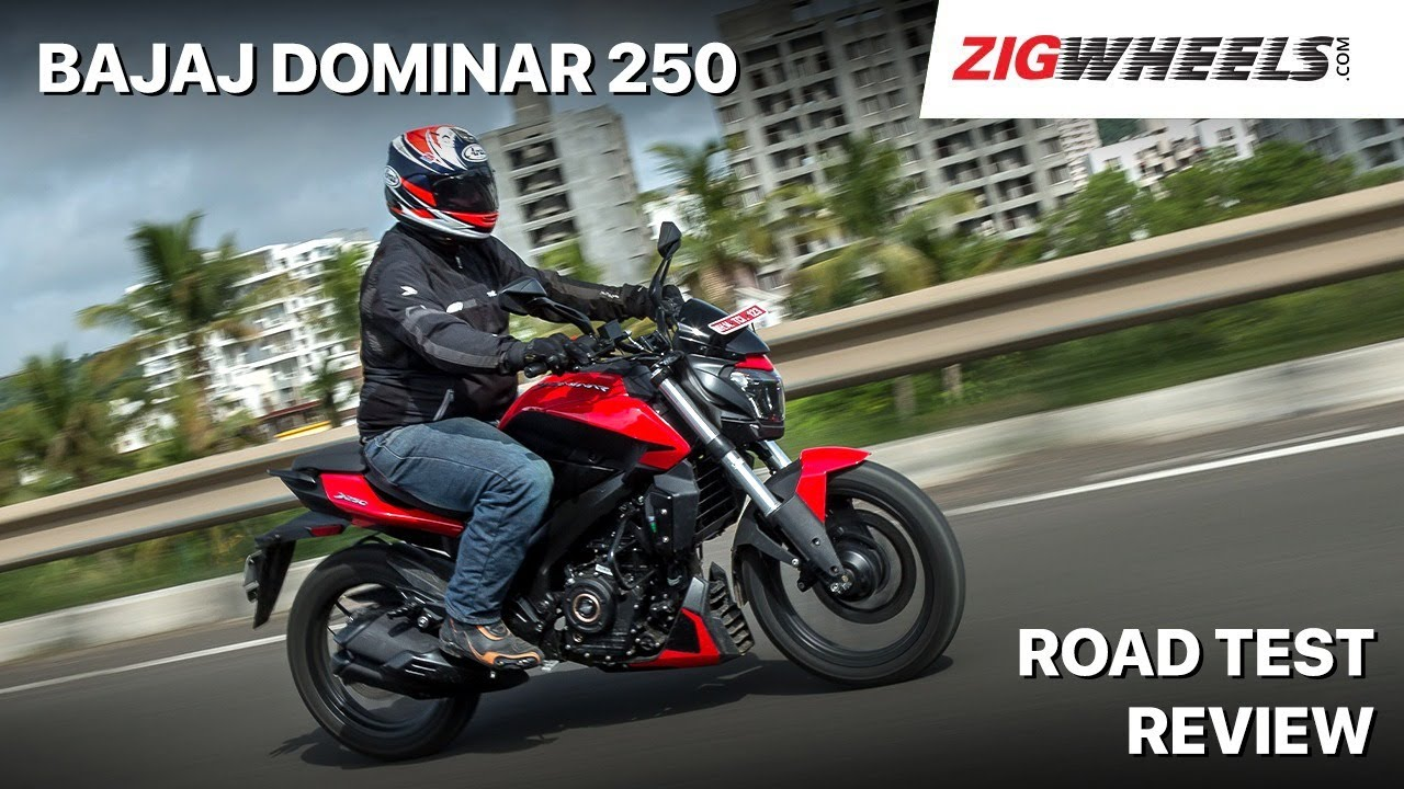 ????? Bajaj Dominar 250 Road Test Review | Is It Better Than The Dominar 400?