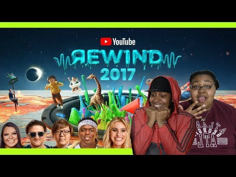 connectYoutube - YouTube Rewind: The Shape of 2017 | #YouTubeRewind (REACTION)