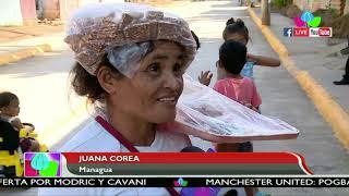 Gobierno Sandinista inaugura proyectos de mejoramiento vial en barrios de Managua
