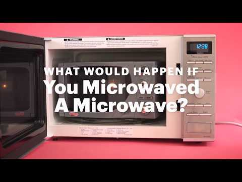connectYoutube - What Would Happen If You Put A Microwave In The Microwave?