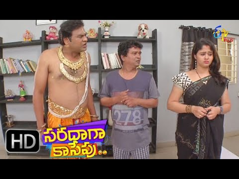 Saradaga Kasepu   3rd July  2017   Full Episode 166   ETV Plus   cinevedika.com