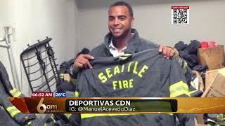 Nelson Cruz gana premio humanitario Muhamed Alli. Explicamos el trabajo que le hizo ESPN a Cruz