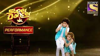 "Jyoti And Shagun's Emotive Dance On ""Ek Pyaar Ka Naghma Hai"" | Super Dancer Chapter 2 - SETINDIA"