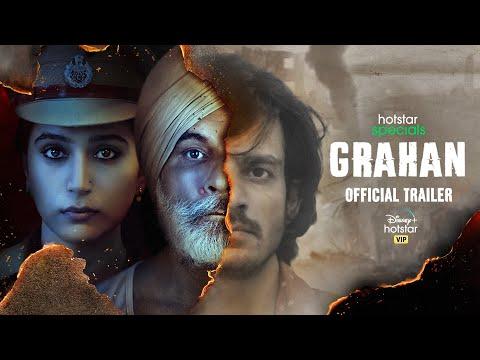 Hotstar Specials   Grahan Official Trailer   Pawan Malhotra, Wamiqa Gabbi   Ranjan Chandel   June 24