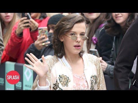 connectYoutube - Millie Bobby Brown Has a Boyfriend | Daily Celebrity News | Splash TV