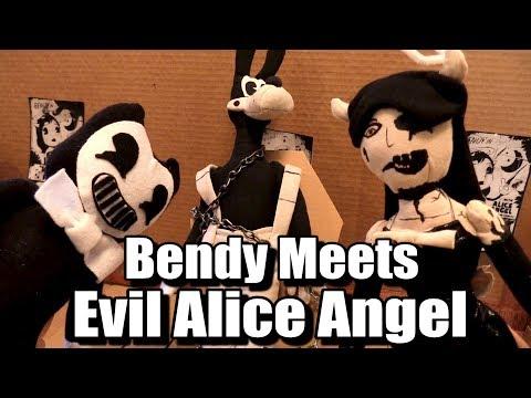 connectYoutube - MMA Movie: Bendy Meets Evil Alice Angel