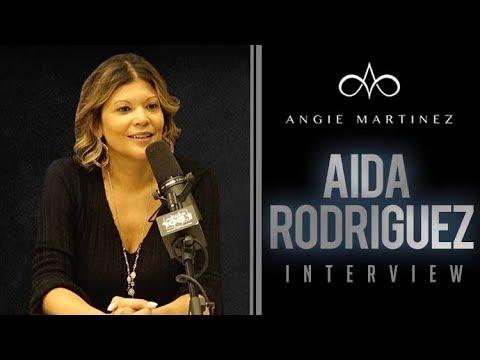 Comedian Aida  Rodriguez Talks Tiffany Haddish, Beyonce + HBO Specials