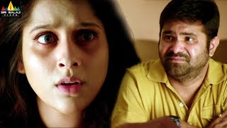 Latest Hindi Dubbed Movie Scenes | Rashmi Gautam and Chalaki Chanti Comedy | Woh Aa Gayi Movie - SRIBALAJIMOVIES